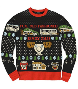 christmas vacation ugly sweater